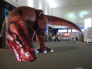 ティラノサウルス画像