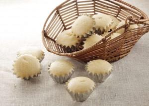 米粉PR⑨黒糖蒸しパン