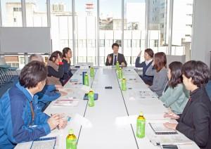 tepco20151208zadankai/東京電力/座談会/挙手