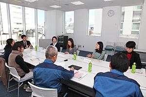 東京電力 tepco 座談会