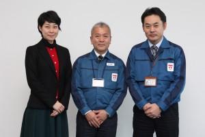 tepco20151208zadankai/東京電力/座談会/重原/林/上里