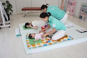 ⑥re赤ちゃん施術