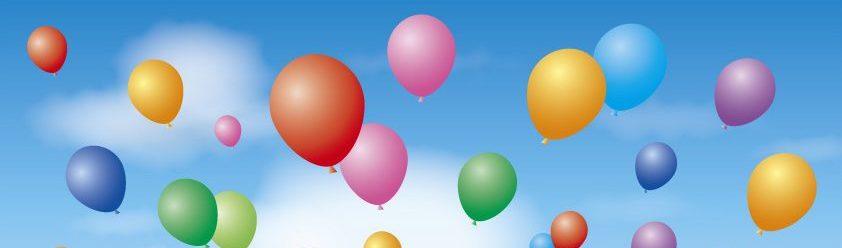 balloon & sky