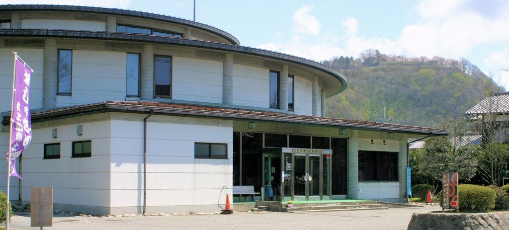 村上市郷土資料館1