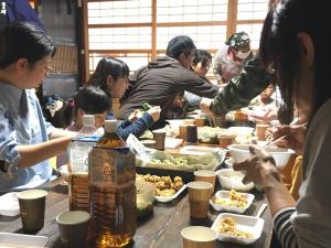 信濃川PJ2018:田植え3