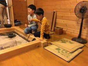 信濃川PJ2018:田植え1