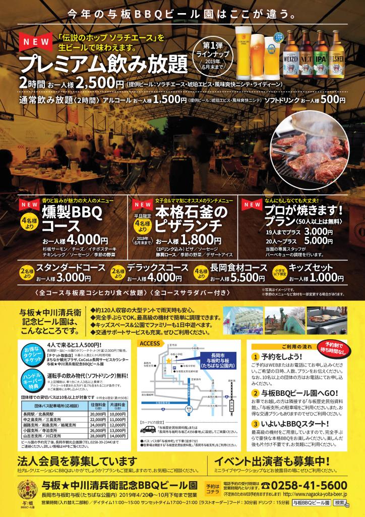 20190405_与板BBQビール園②