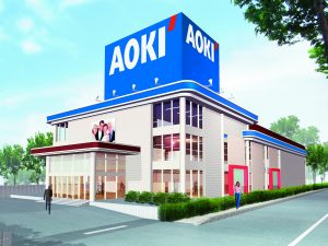 トキっ子サポート店AOKI