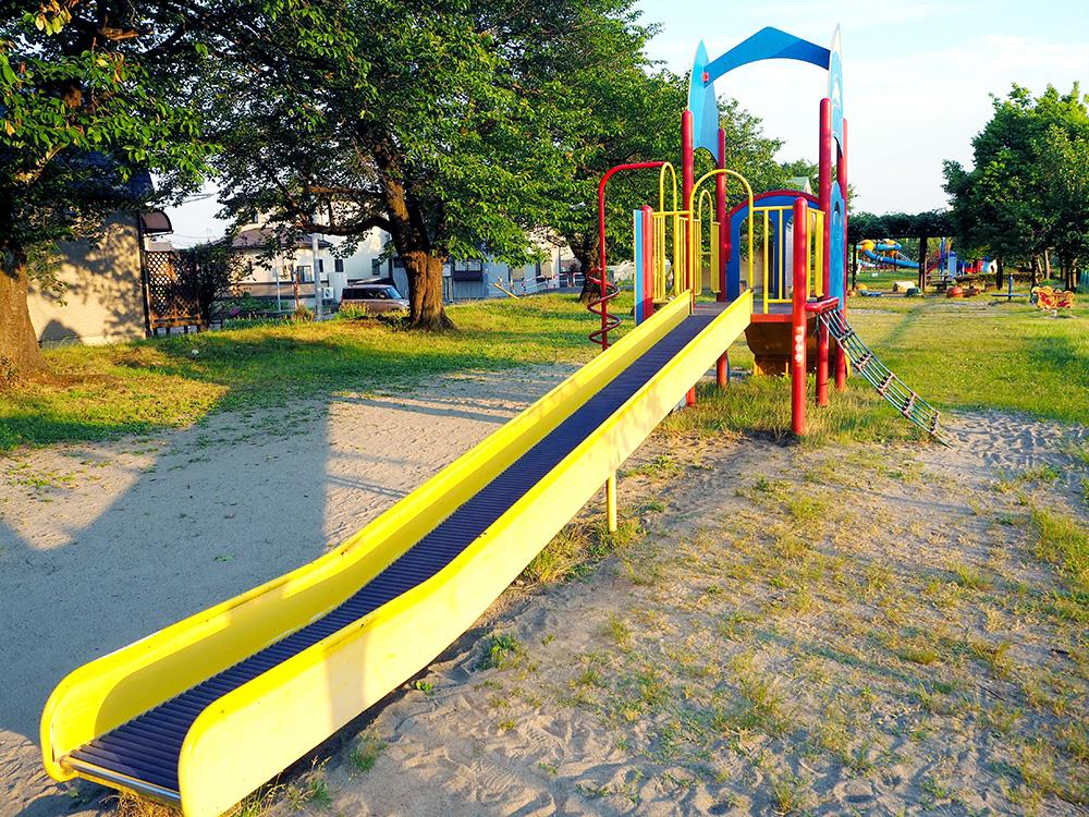 たちばな公園_小さい子供向け遊具