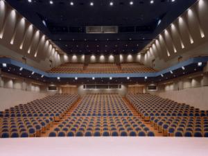 トキっ子サポート店魚沼市小出郷文化会館3