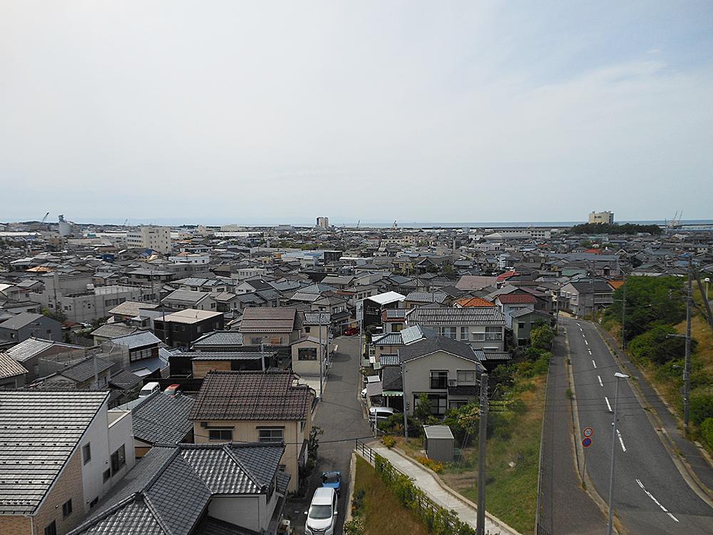 大山台公園_日本海