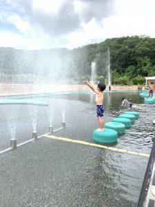 トキっ子夏のおすすめスポット国営越後丘陵公園