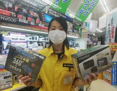 トキっ子メルマガイエローハットドライブレコーダー4 (1)