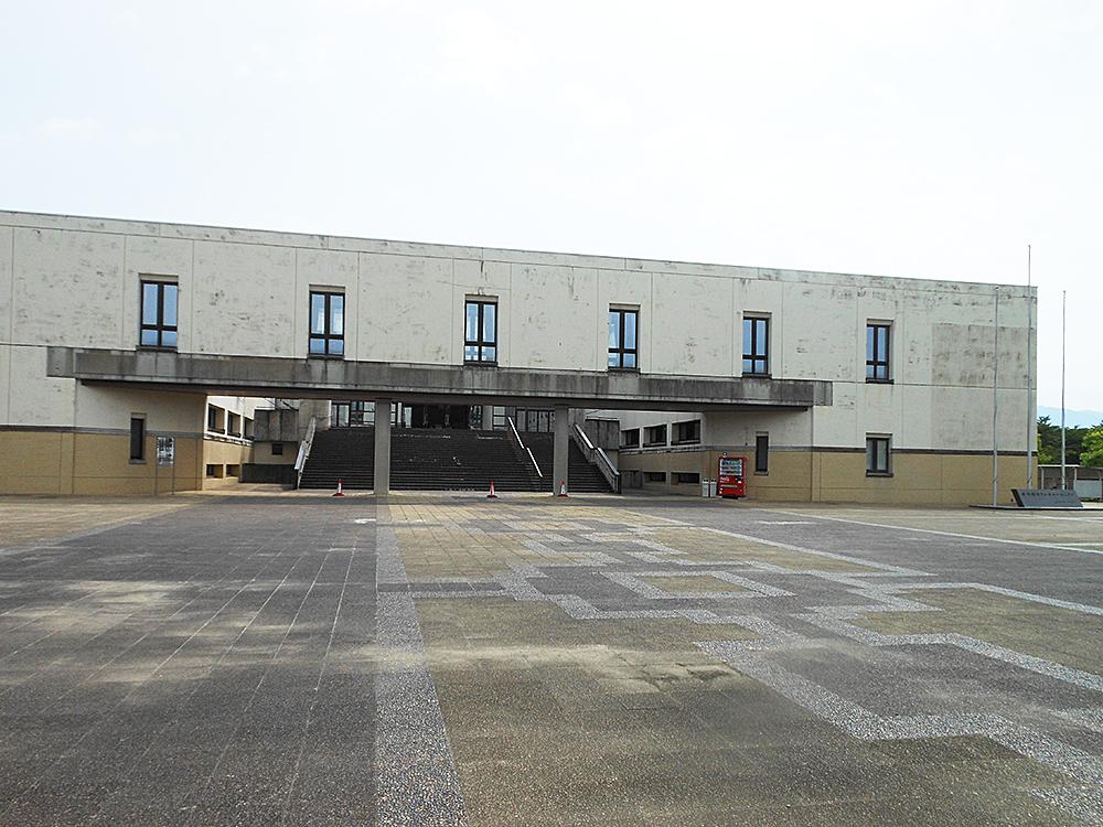 新発田中央公園_カルチャーセンター