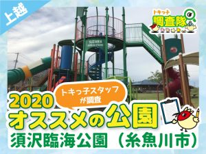 須沢臨海公園(糸魚川市)_おすすめの公園