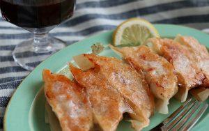 トキっ子食くーるレシピトマトとチーズの餃子