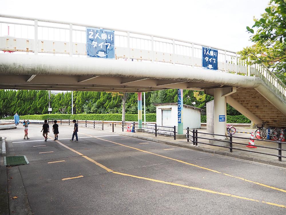 鳥屋野交通公園_陸橋