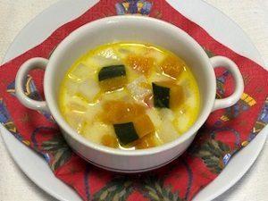 ビタミンエースのかぼちゃスープ