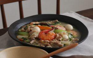 トキっ子食くーるレシピ八宝菜