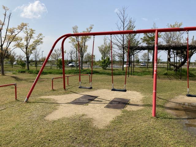 みどりと森の運動公園(遊具)12