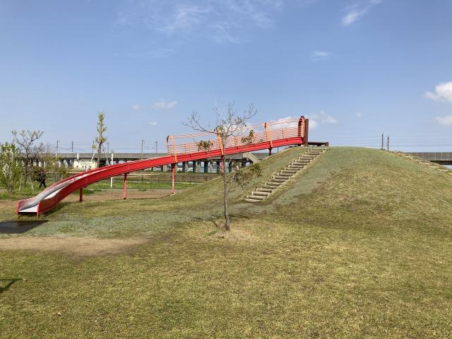 みどりと森の運動公園(遊具)13