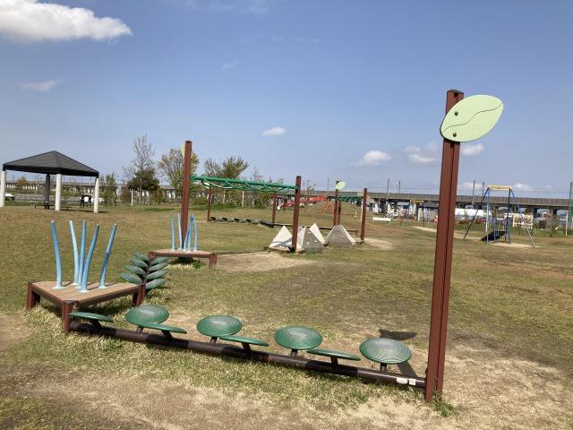 みどりと森の運動公園(遊具)5