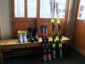 トキっ子サポート店レンタルたかのスキー