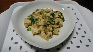 トキっ子食くーるレシピかんたん麻婆豆腐