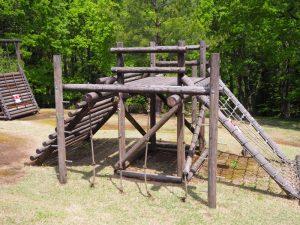 斐太歴史の里遊具