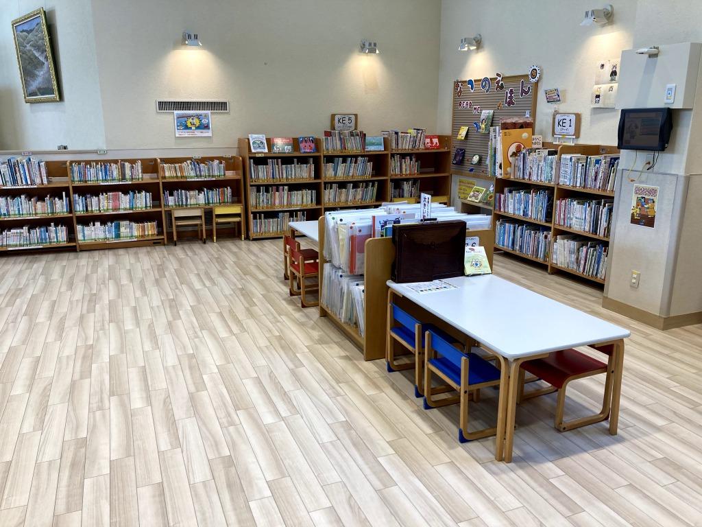刈羽村立図書館アイキャッチ画像 (1)