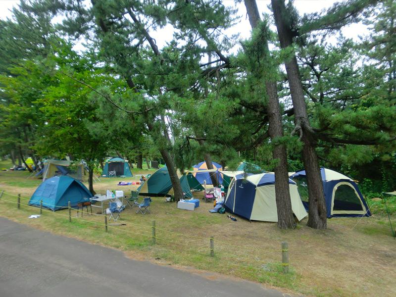 大潟キャンプ場