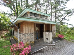 大潟シーサイドアスレチックトイレ