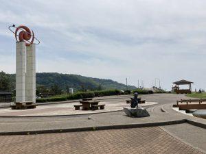 天領の里日本海夕日公園1