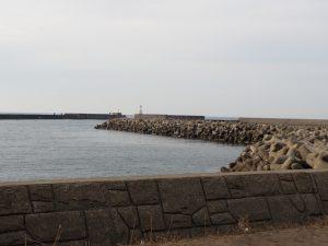 磯辺の浜港南公園海