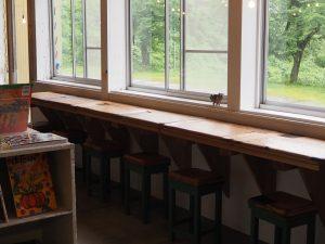 絵本と木の実の美術館カフェ (2)