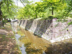 銭淵公園お堀3