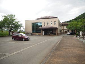 銭淵公園駐車場
