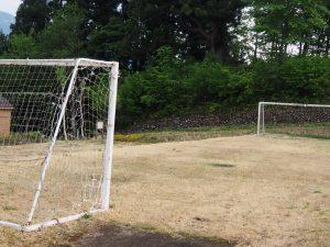 須原公園サッカー