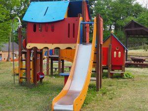 須原公園複合遊具