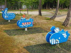 須原公園遊具3