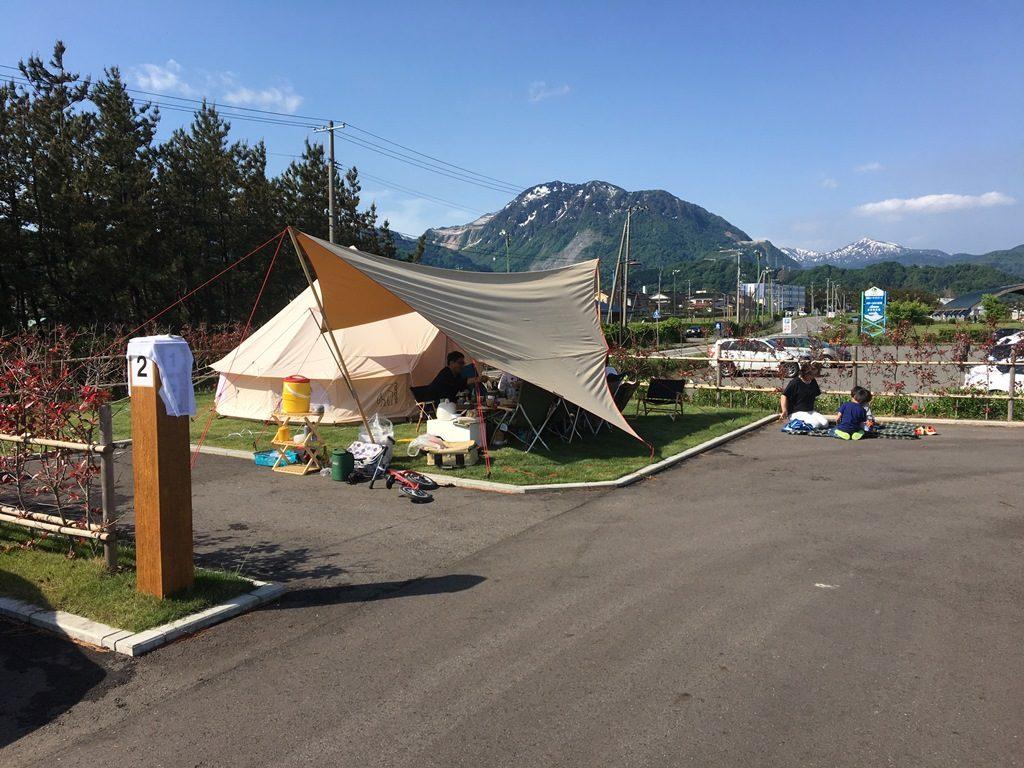 キャンプ場特集須沢臨海公園