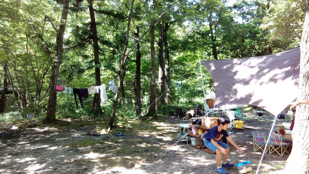 キャンプ場特集五頭山麓いこいの森 (2)