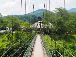 こども自然王国吊橋