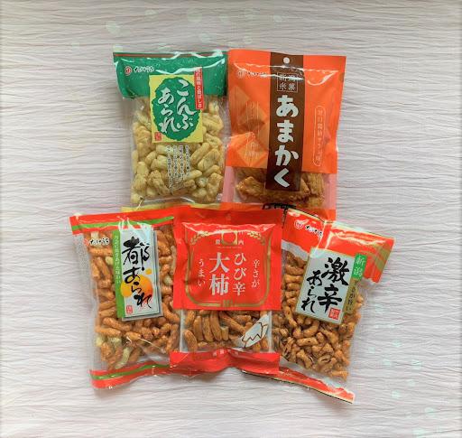 竹内製菓5種類食べ比べセット