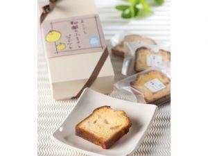 和梨のパウンドケーキ