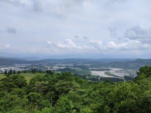 山本山展望台4