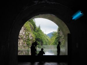 清津峡トンネルパノラマステーション4