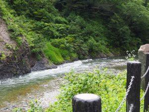 清津峡トンネル渓谷
