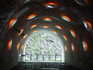 清津峡トンネル第三見晴所