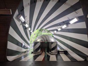 清津峡トンネル第二見晴所 (1)